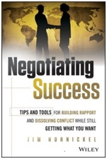 Author Interview About Negotiating Success Book