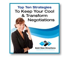 Free Report On Negotiations