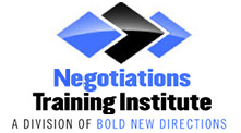 Negotiations Training Institute
